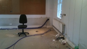 Yeovil Office Renovation
